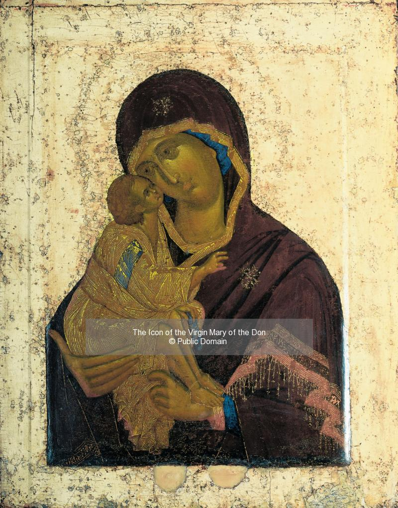 The Icon of the Virgin Mary of the Don