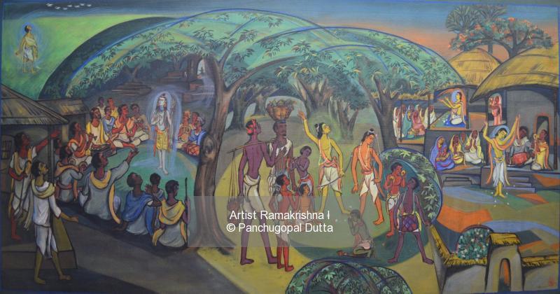 Artist Ramakrishna I