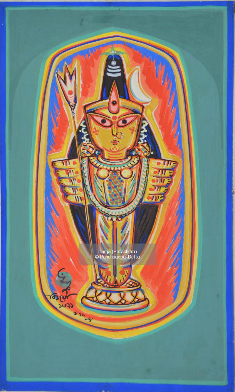 Durga (Patachitra)