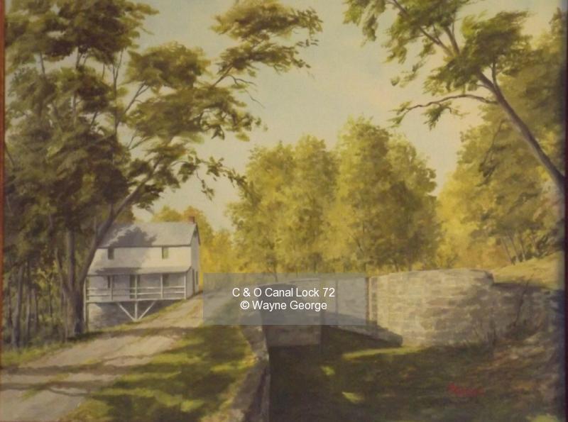C & O Canal Lock 72
