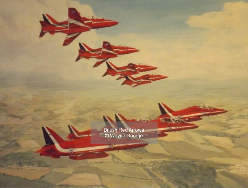 British Red Arrows