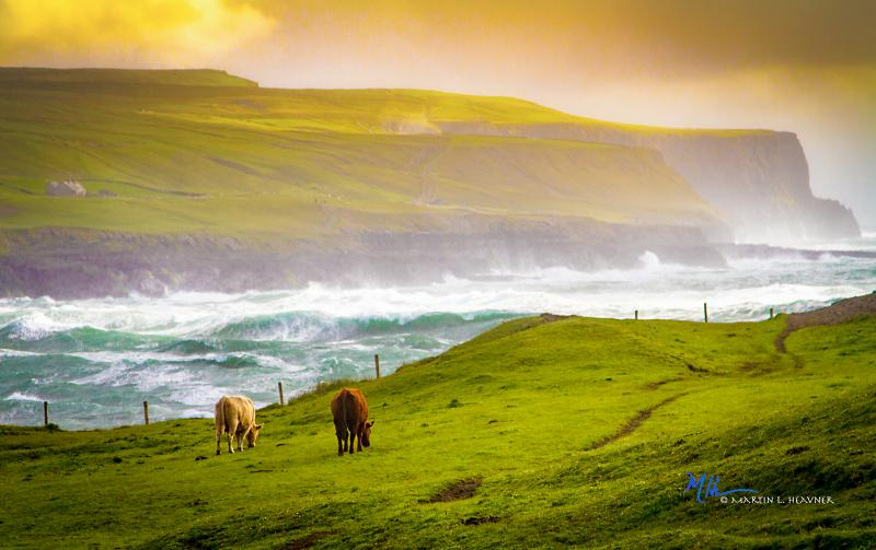 Silence and Storm - Doolin, Ireland