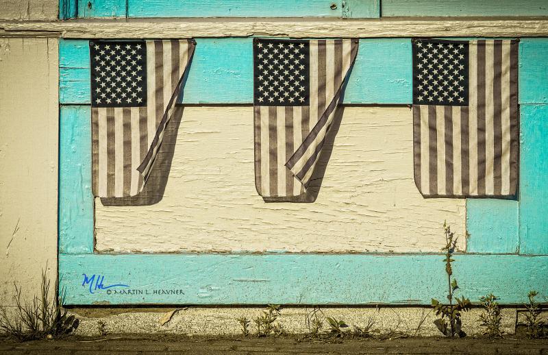 The Three Americas - Lubec, Maine