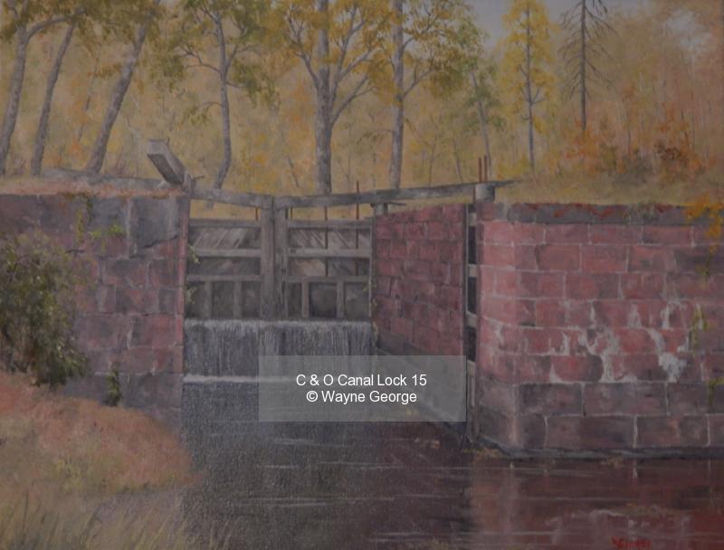 C & O Canal Lock 15