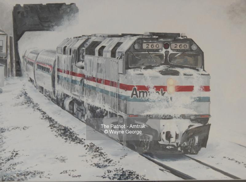 The Patriot - Amtrak
