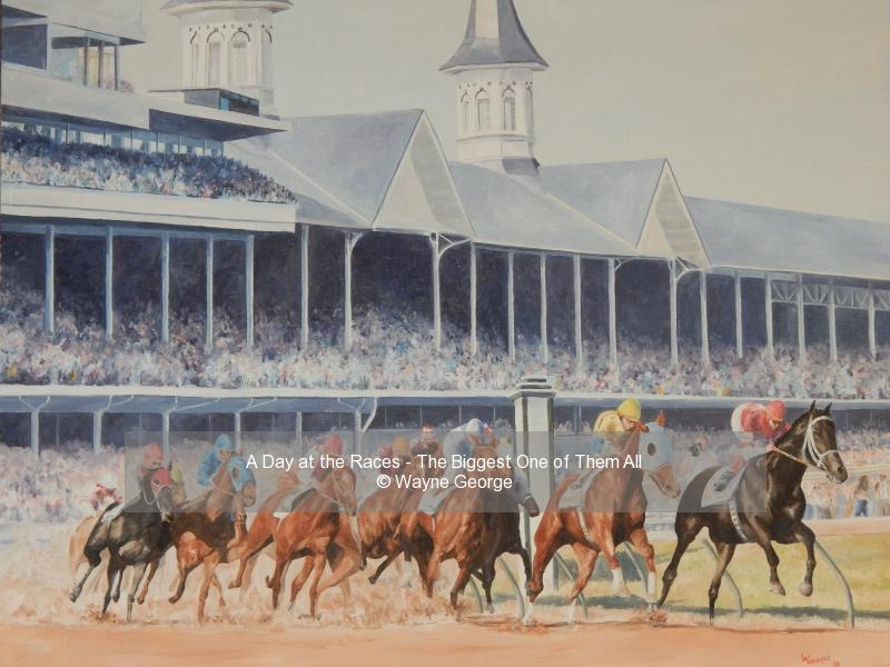 A Day at the Races - The Biggest One of Them All