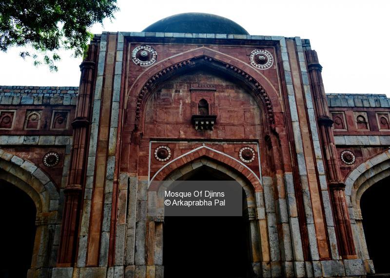 Mosque Of Djinns