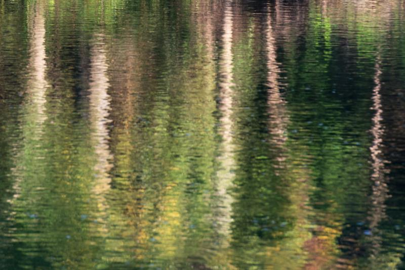 Reflections in Water (Beckley, WV)