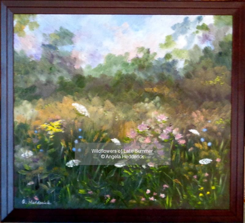 Wildflowers of Late Summer