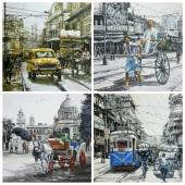 Charming Kolkata V - VIII