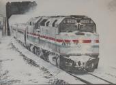 The Patriot - Amtrak