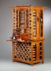 Estate Wine Cabinet