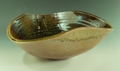 Wood Fired Free-Form Bowl
