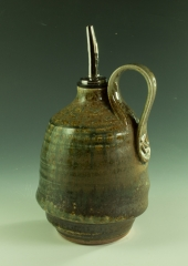 Wood Fired Oil Cruet