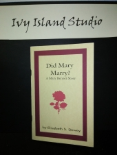 Did Mary Marry?