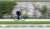 Bicyclist (Berlin)