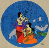 Divine couple