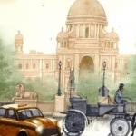 A Rainy Day in Kolkata- I