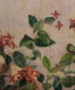 Flowers on Silk III