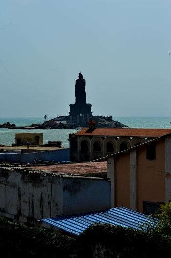 painting titled Thiruvalluvar